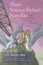 Three Science Fiction Novellas:  New Perspectives on American Landscape Painting