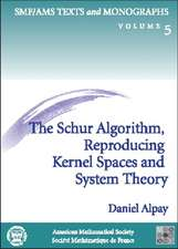 The Schur Algorithm, Reproducing Kernel Spaces and System T