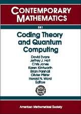 Coding Theory and Quantum Computing