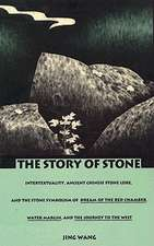 """The Story of Stone:  Intertextuality, Ancient Chinese Stone Lore, and the Stone Symbolism In""""dream of the Red Chamber"""", """"Water Margin"""", and"""