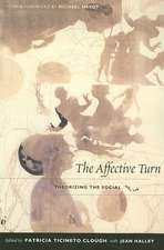 The Affective Turn