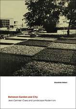 Between Garden and City: Jean Canneel-Claes and Landscape Modernism