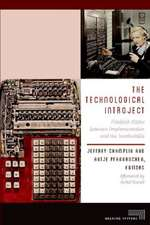 The Technological Introject: Friedrich Kittler Between Implementation and the Incalculable