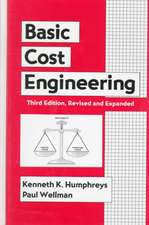 Basic Cost Engineering, Third Edition