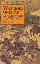 Varley: Warriors of Japan Paper