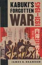 Kabuki's Forgotten War, 1931-1945
