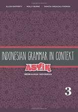 Indonesian Grammar in Context, Volume 3