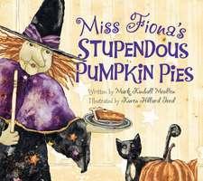 Miss Fiona's Stupendous Pumpkin Pies