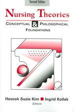 Nursing Theories:  Conceptual & Philosophical Foundations