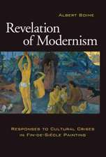 Revelation of Modernism: Response to Cultural Crises in Fin-de-Siécle Painting