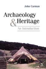 Archaeology and Heritage