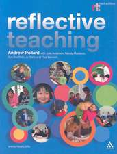 Reflective Teaching: Evidence-informed Professional Practice