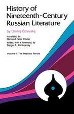 History of Nineteenth-Century Russian Literature:  The Realistic Period