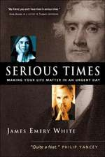 The Serious Times:  An Interdisciplinary Approach to Practical Youth Ministry