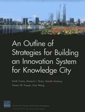 An Outline of Strategies for Building an Innovation System for Knowledge City