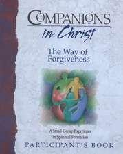 Companions in Christ:  Participant's Book