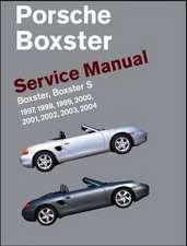 Porsche Boxster, Boxster S Service Manual:  2.5 Liter, 2.7 Liter, 3.2 Liter Engines