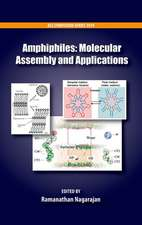 Amphiphiles: Molecular Assembly and Applications