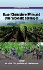 Flavor Chemistry of Wine and Other Alcoholic Beverages
