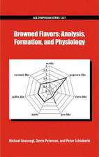 Browned Flavors: Analysis, Formation, and Physiology