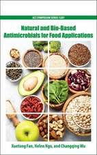 Natural and Bio-Based Antimicrobials for Food Applications
