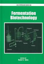 Fermentation Biotechnology, Acsss 862:  Science and Technology