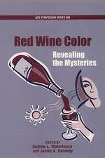 Revealing the Mysteries of Red Wine Color