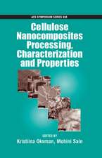 Cellulose Nanocomposites: Processing, Characterization and Properties