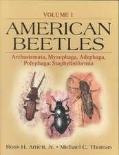 American Beetles, Volume I:  Staphyliniformia