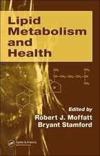 Lipid Metabolism and Health
