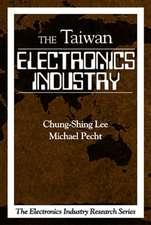 Electronics Industry in Taiwan