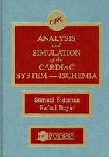 Analysis and Simulation of the Cardiac System- Ischemia