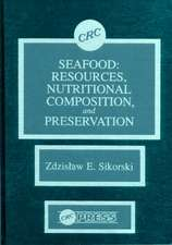 Seafood:  Resources, Nutritional Composition, and Preservation