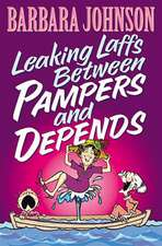 Leaking Laffs Between Pampers and Depends
