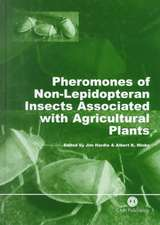 Pheromones of Non-Lepidopteran Insects Associated with Agricultural Plants