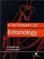 Gordh, G: A Dictionary of Entomology