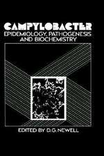 Campylobacter: Epidemiology, Pathogenesis and Biochemistry