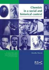Chemists in a Social and Historical Context:  Rsc