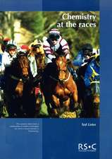 Chemistry at the Races:  The Work of the Horseracing Forensic Laboratory