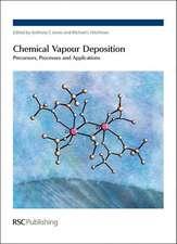 Chemical Vapor Deposition:  Precursors, Processes and Applications