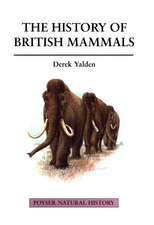 The History of British Mammals