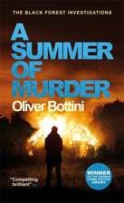 A Summer of Murder