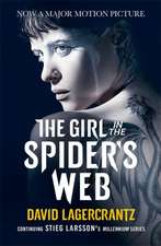 The Girl in the Spider's Web. Film Tie-In