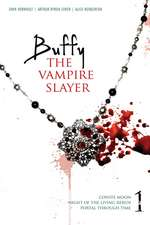Buffy the Vampire Slayer #1: Night of the Living Rerun; Coyote Moon; Portal Through Time