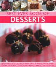 Best-Ever Book of Desserts