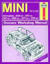 Mini Owners Workshop Manual