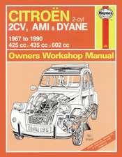 Citroen 2CV, Ami & Dyane (67 - 90) Haynes Repair Manual