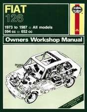 Fiat 126 Owner's Workshop Manual