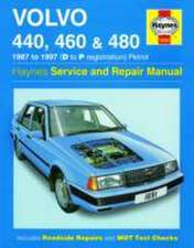 Volvo 400 Series Service and Repair Manual