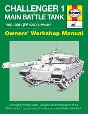 Challenger 1 Main Battle Tank 1983-2001 (FV 4030/4 Model)